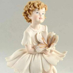 Giuseppe Armani 2002 Mother's Day Blossom Time Fig
